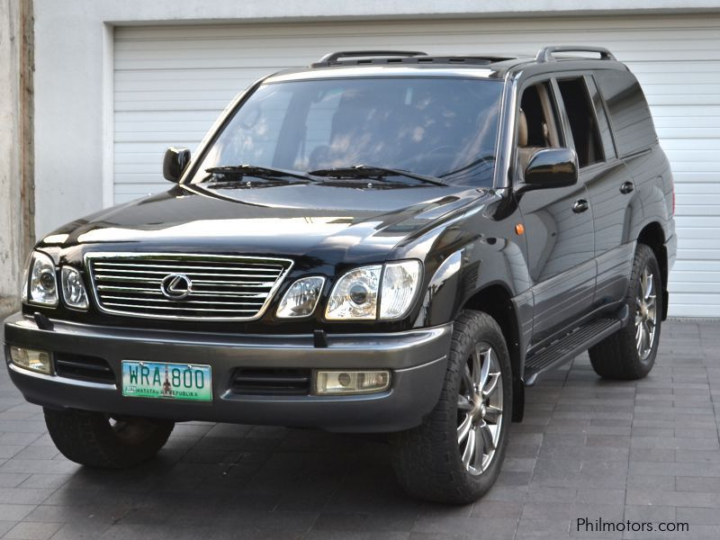 Used Lexus LX470 for sale in Quezon City