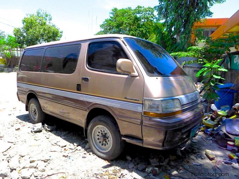 Used Toyota Grandia Surplus for sale in Cebu