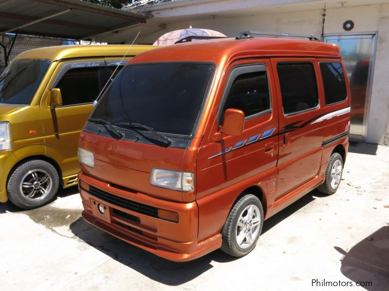 Used Suzuki Every Van Scrum for sale in Cebu