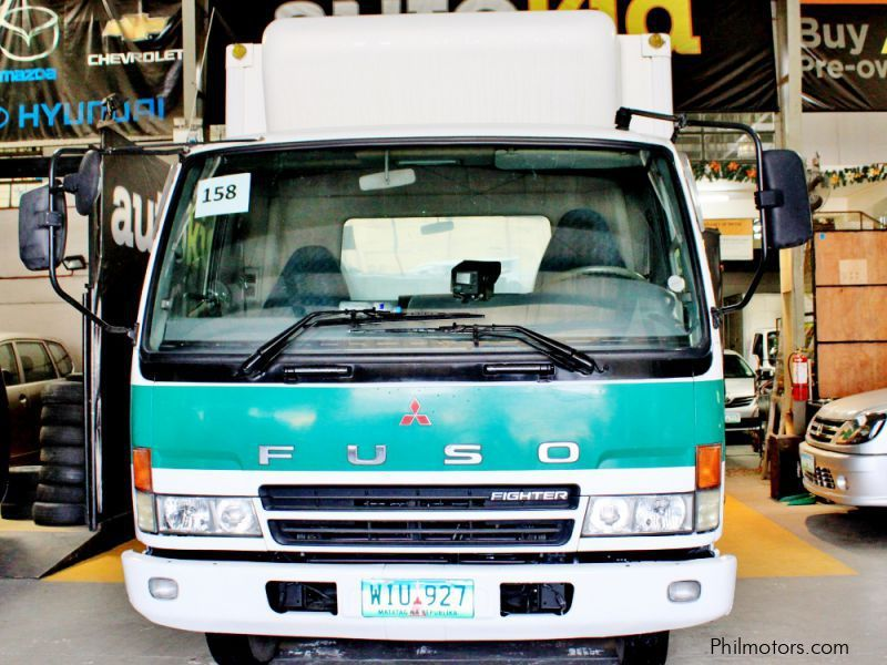 Used Mitsubishi Fuso Fighter 158 Japan Truck 19ft  for sale in Quezon City