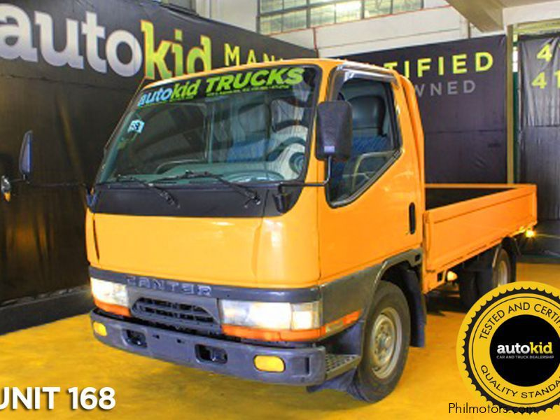 Used Mitsubishi Canter 4M40 Dropside 168 WARRANTY truck for sale in Quezon City