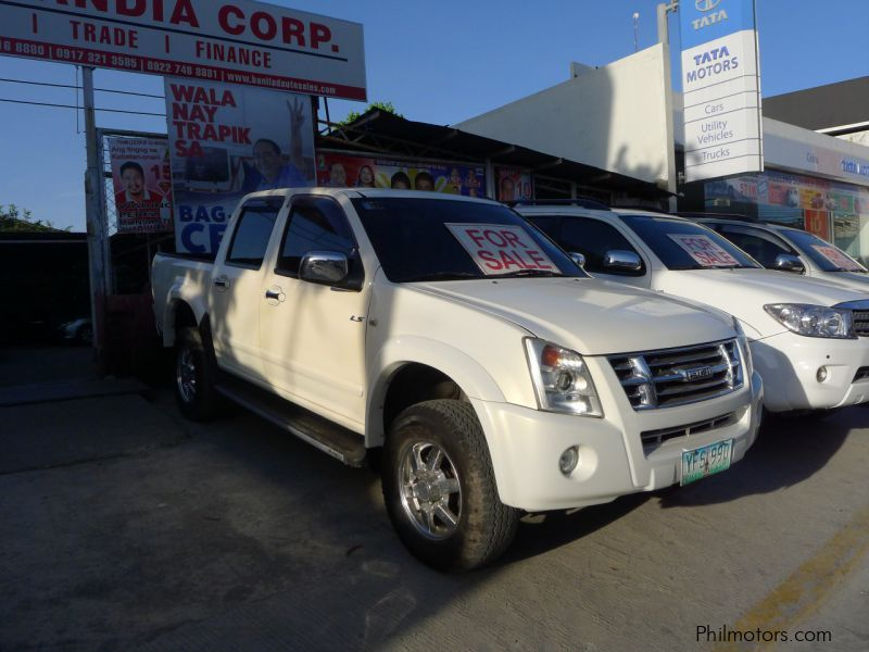Used Isuzu Dmax for sale in Cebu