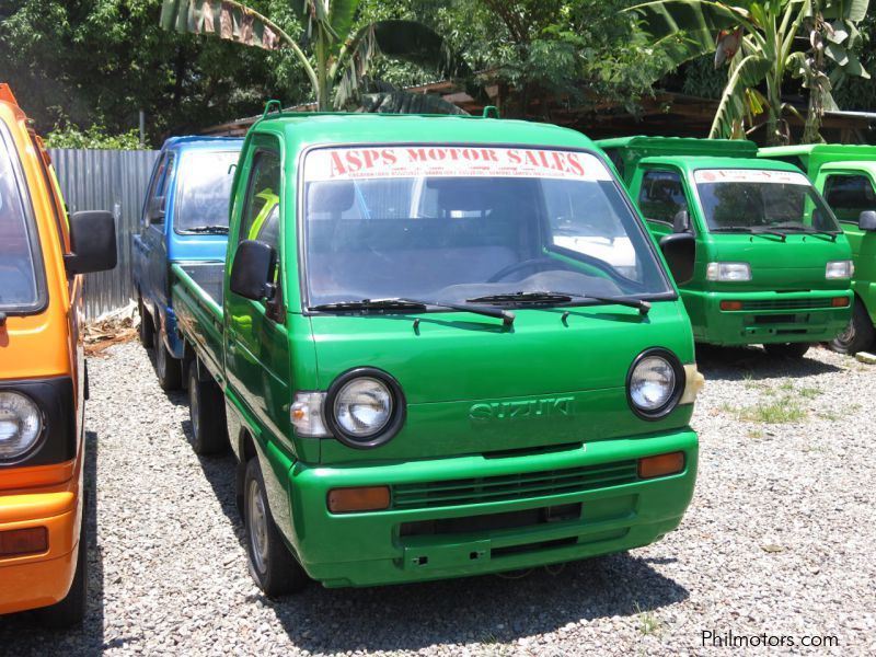 Used Suzuki Multicab Dropside for sale in Cebu