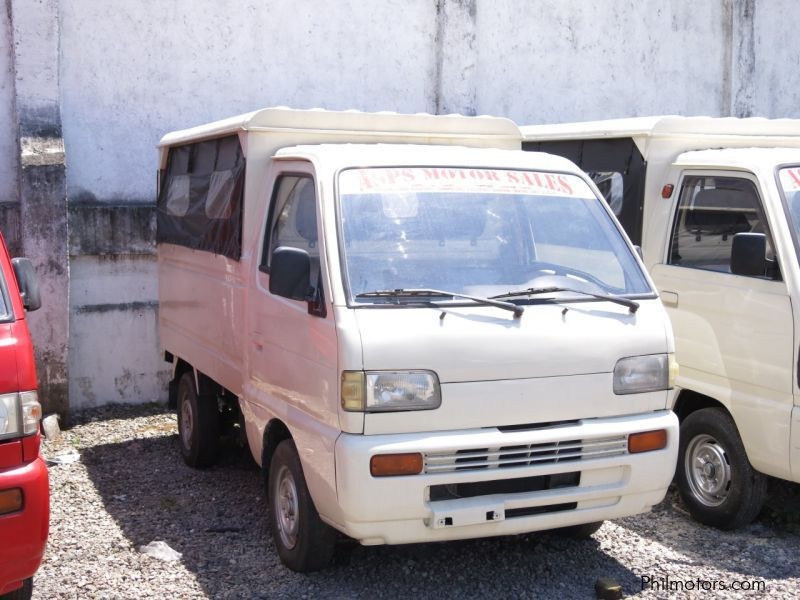 Used Suzuki Multicab Hardtop for sale in Cebu