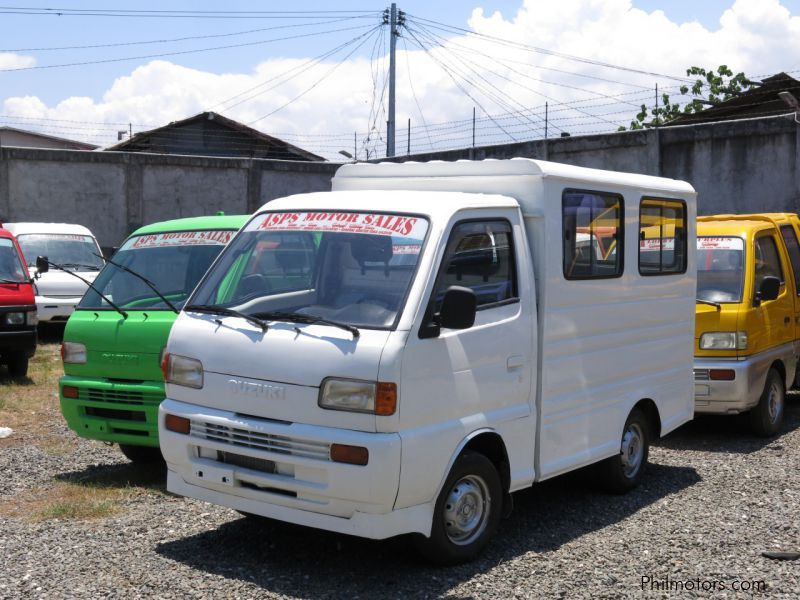 Used Suzuki Multicab FB Type for sale in Cebu