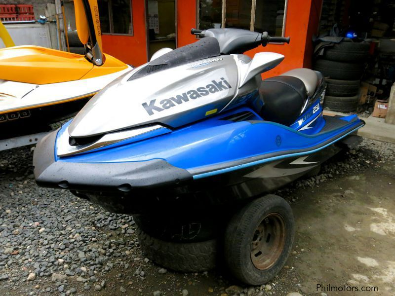 Used  Kawasaki Ultra 250 X for sale in Cebu