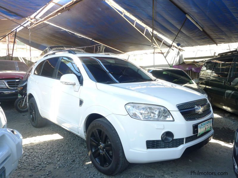 Used Chevrolet Captiva for sale in Cebu