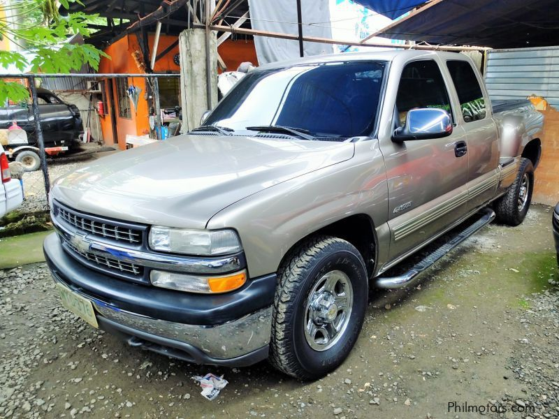 Used Chevrolet Silverado for sale in Cebu