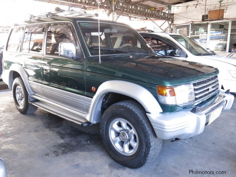 Used Mitsubishi Pajero for sale in Cebu