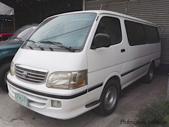 Used Toyota Hi-Ace for sale in Cebu