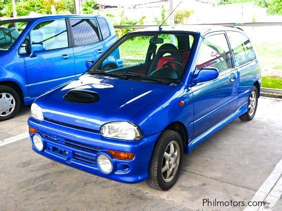 Used Subaru Vivio Turbo  for sale in Cebu