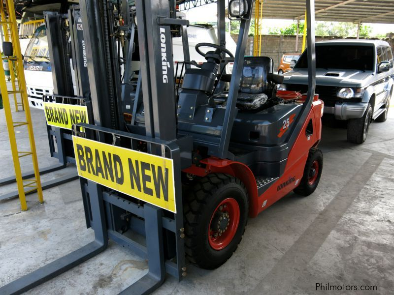 New Lonking Forklift 25 for sale in Cebu