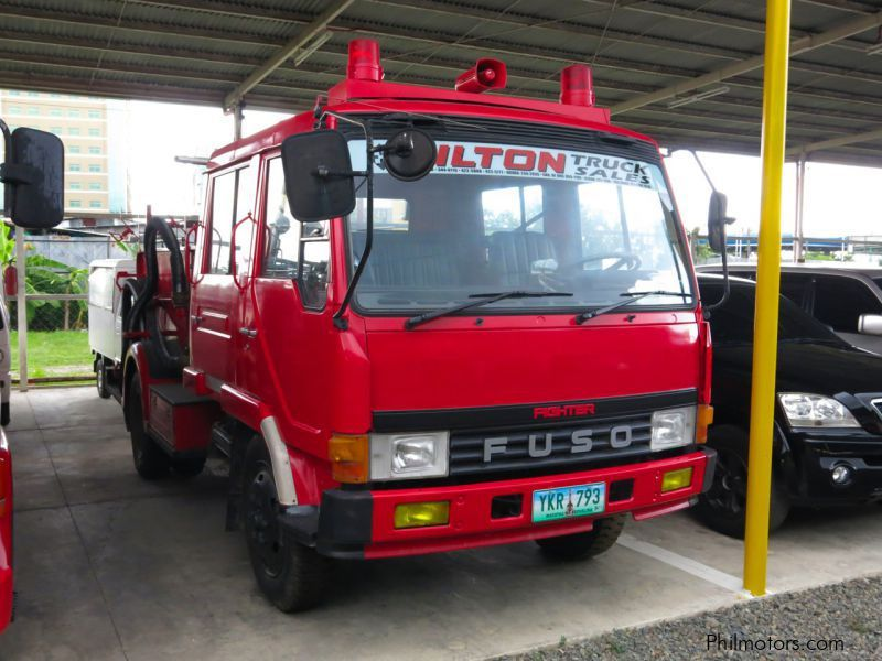 Used Fuso Fire Fighter Truck for sale in Cebu