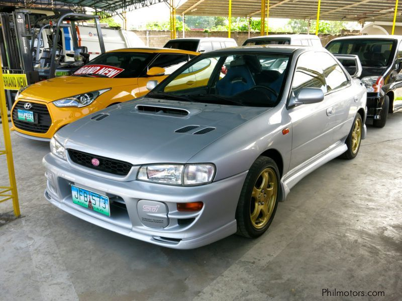 Used Subaru Impreza  for sale in Cebu