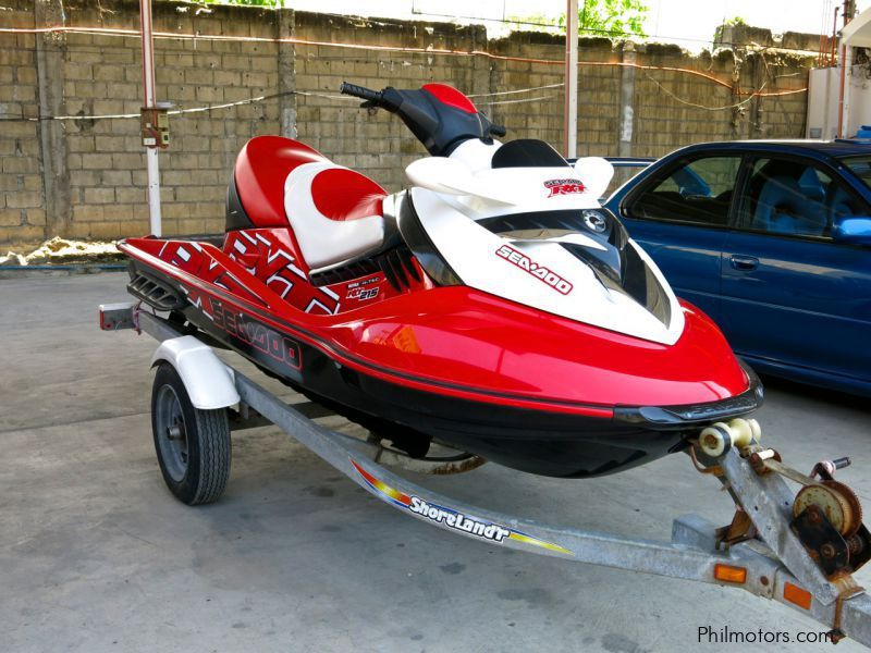 Used  Seadoo RXT 215 for sale in Cebu