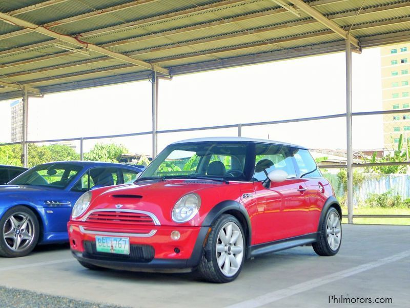 Used Mini Cooper S for sale in Cebu