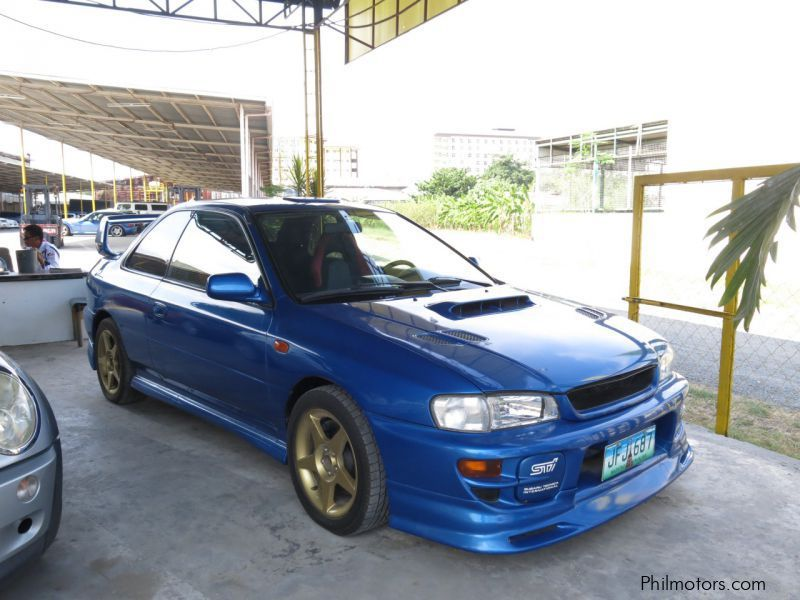 Used Subaru Impreza Sti for sale in Cebu