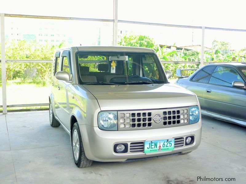 Used Nissan Cube for sale in Cebu