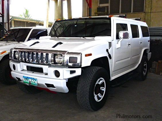 Used Hummer H2 for sale in Cebu