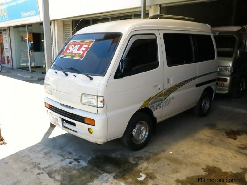 Used Suzuki Multicab Van for sale in Cebu