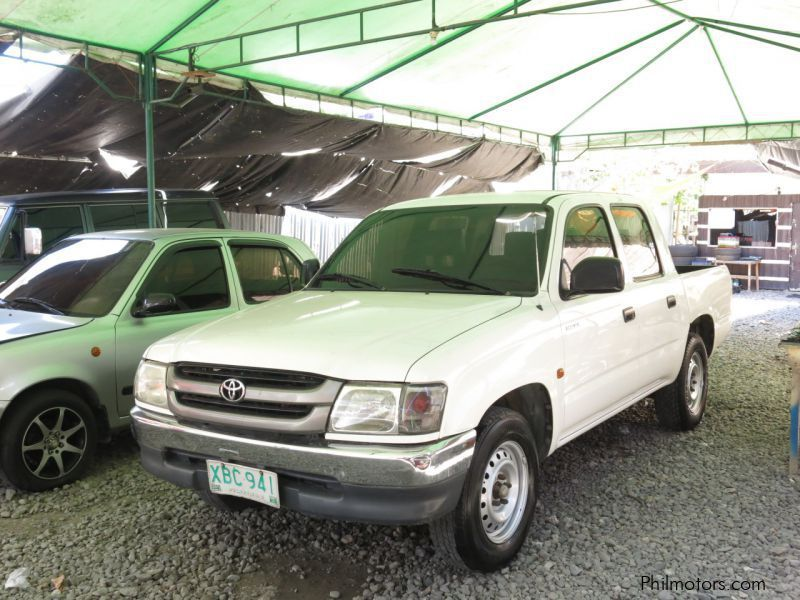 Used Toyota Hilux for sale in Cebu