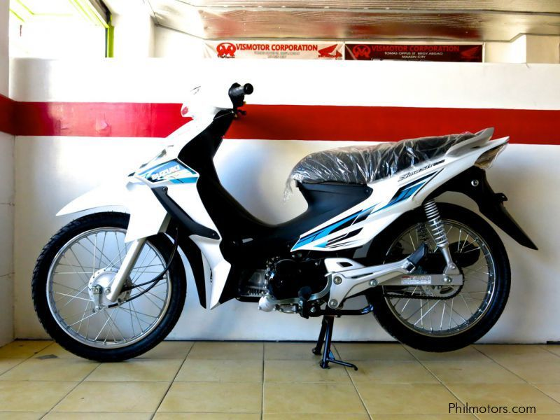 New Suzuki Smash 115 for sale in Countrywide
