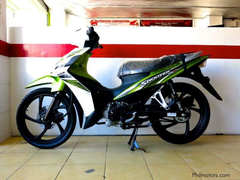 New Suzuki Shooter 115 Fi for sale in Countrywide