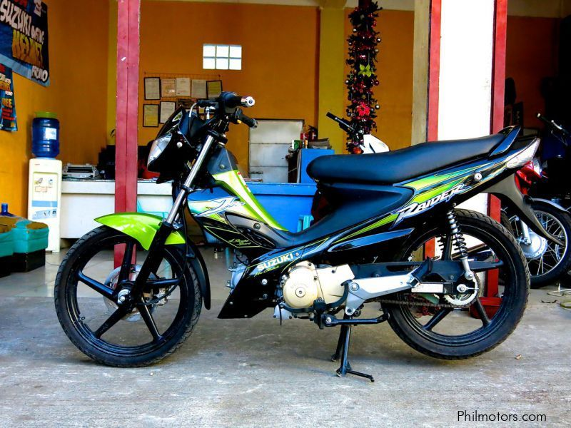 New Suzuki Raider J Pro 115 for sale in Countrywide