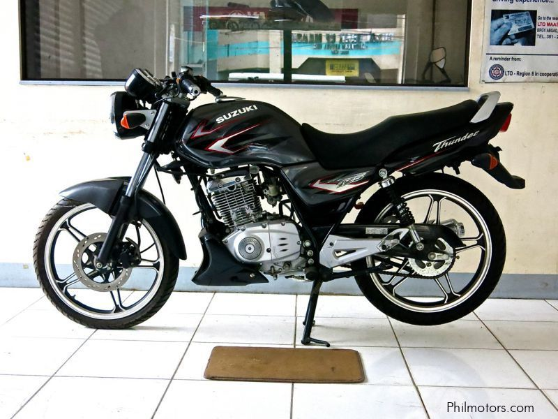 New Suzuki Thunder 125 for sale in Countrywide