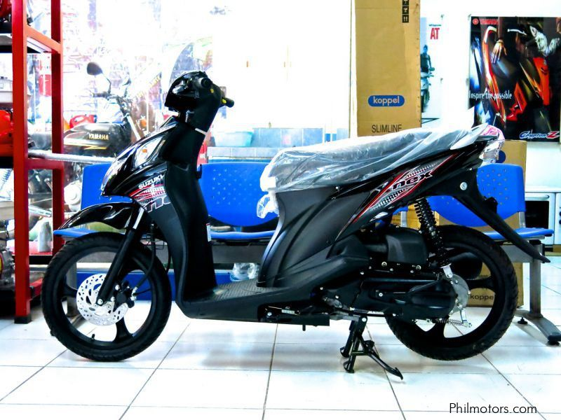 New Suzuki NEX 115 for sale in Countrywide