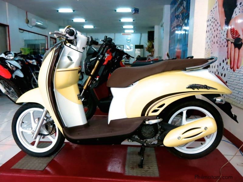 New Honda Scoopy 110 for sale in Countrywide