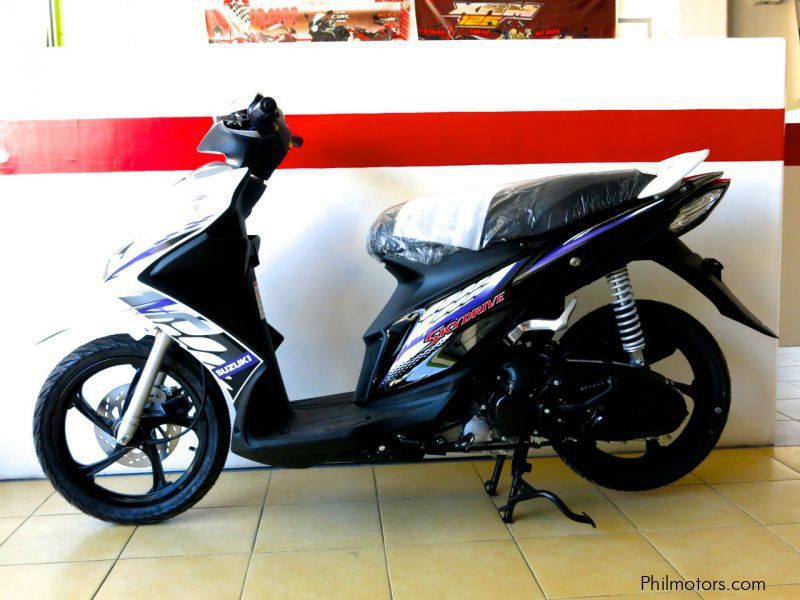 New Suzuki Skydrive 125 for sale in Countrywide