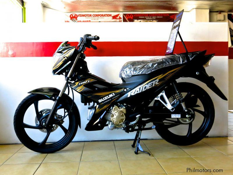 New Suzuki Raider 115 Fi for sale in Countrywide