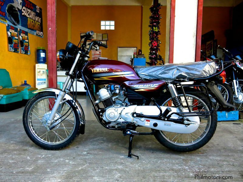 New Yamaha RS 110 F for sale in Countrywide
