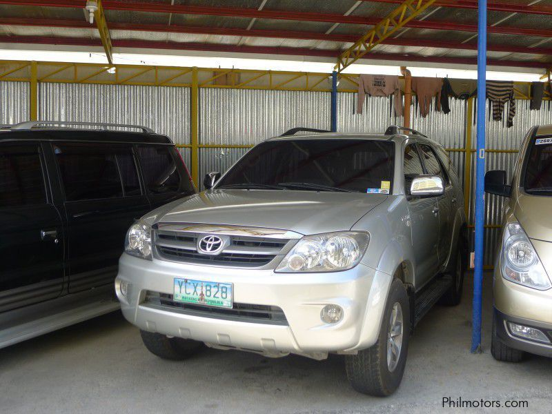 Used Toyota Fortuner - G for sale in Cebu