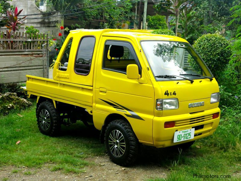 Used Suzuki Rusco for sale in Leyte