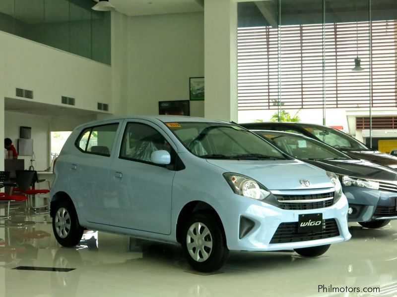 New Toyota Wigo E for sale in Leyte