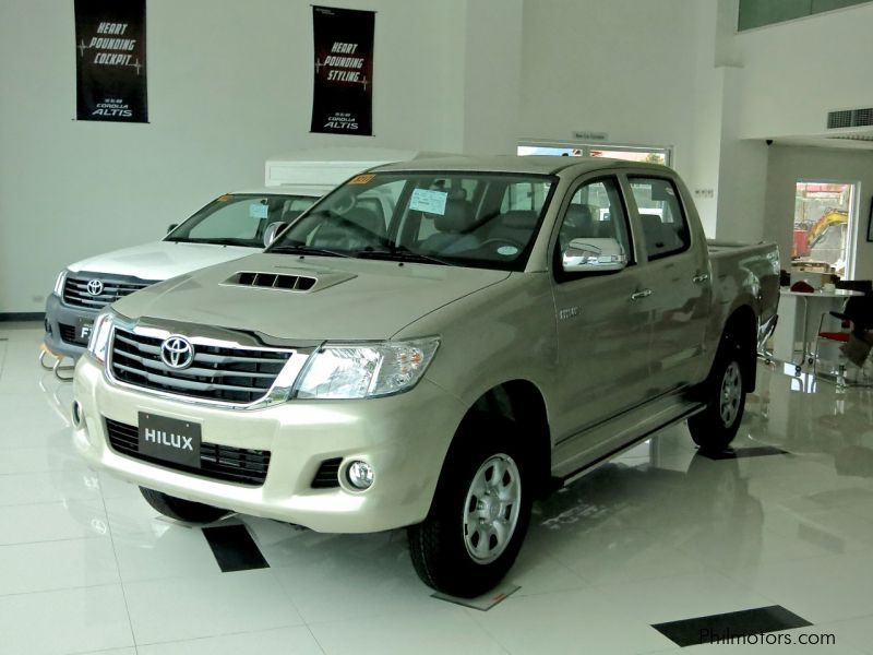 New Toyota Hilux E for sale in Leyte