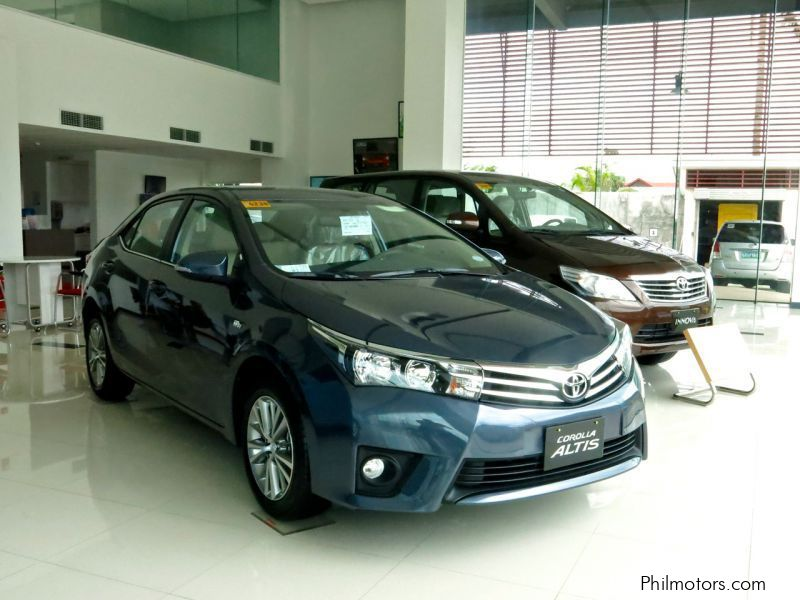 New Toyota Corolla Altis G for sale in Leyte