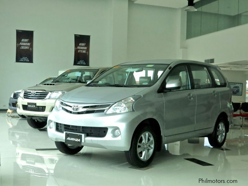New Toyota Avanza G for sale in Leyte