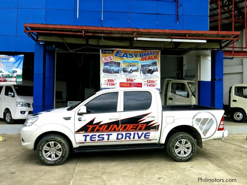 New Foton Thunda for sale in Leyte
