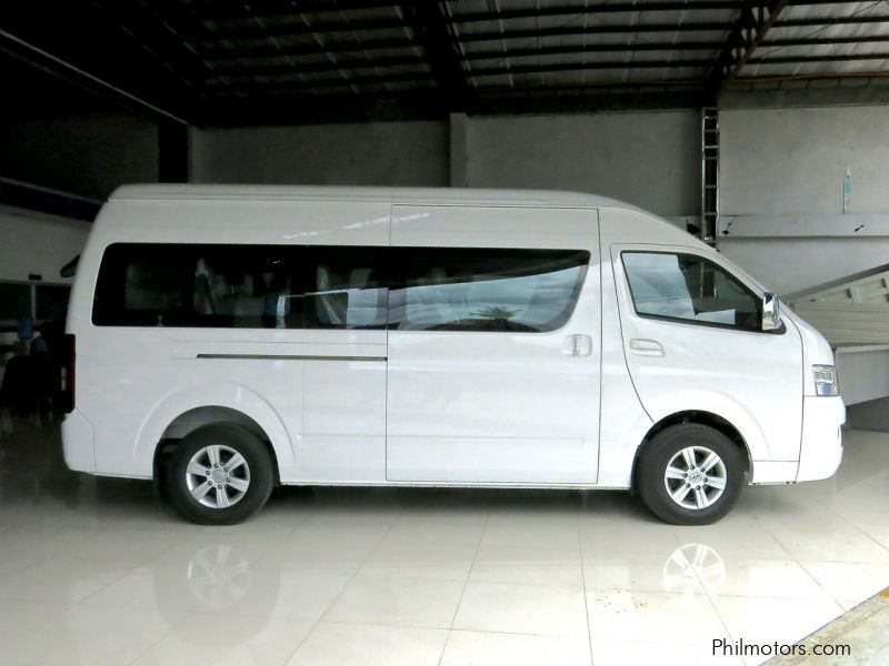 New Foton View Traveller for sale in Leyte