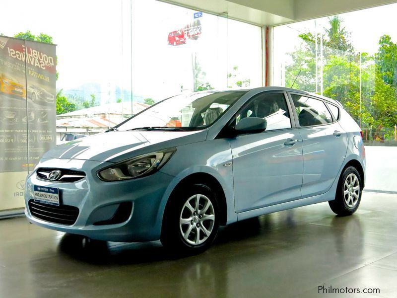 New Hyundai Accent CRDi for sale in Leyte