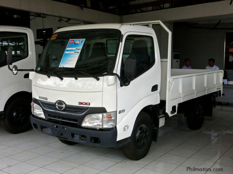 New Hino 300 Dropside Truck for sale in Leyte