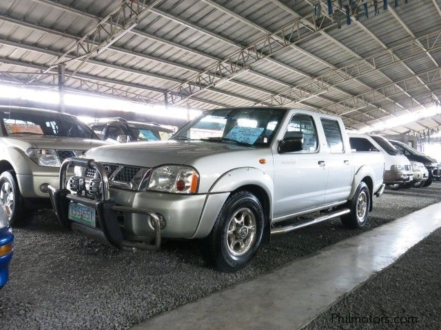 Used Nissan Frontier Titanium for sale in Pasay City