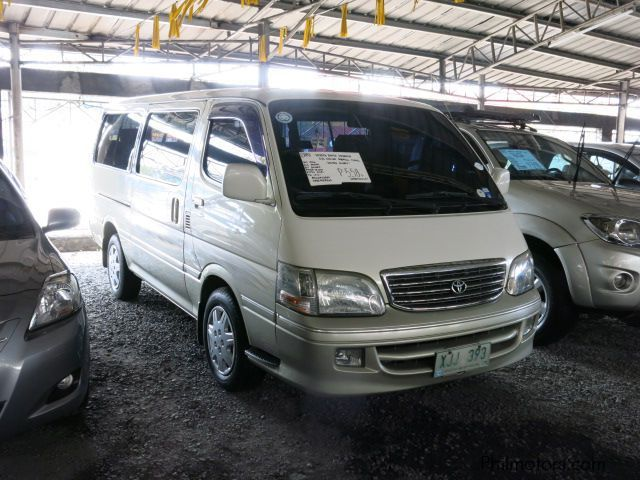 Used Toyota Super Grandia for sale