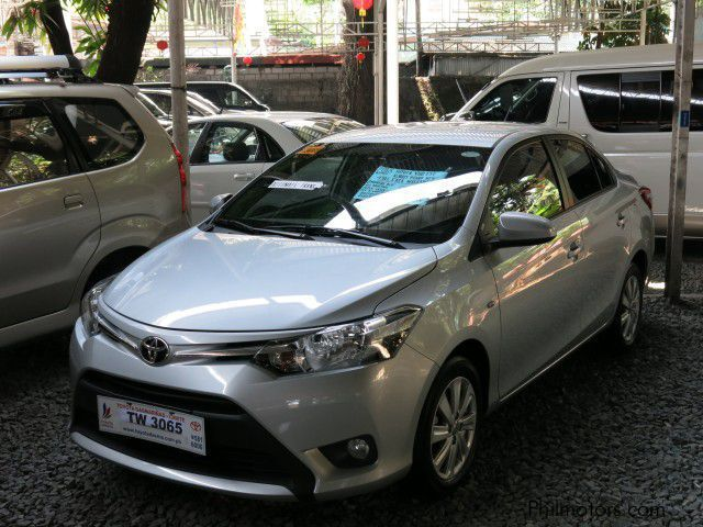Pre-owned Toyota Vios for sale in Pasay City