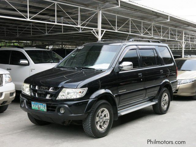 Used Isuzu Sportivo for sale in Muntinlupa City