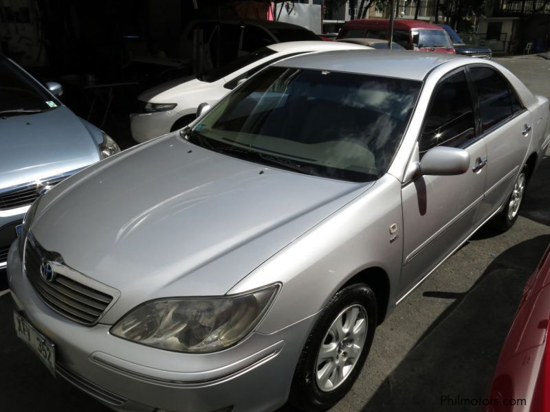 Used Toyota Camry V for sale in Makati City