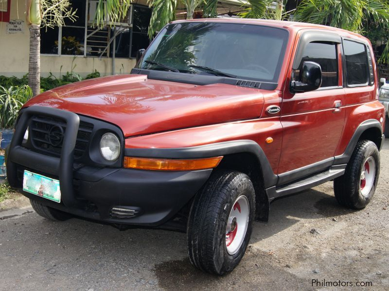 Used Ssangyong Korando for sale in Cebu